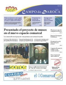 Presentado el proyecto de museo en el nuevo espacio comarcal