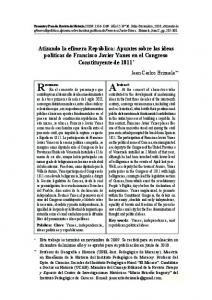Presente y Pasado. Revista de Historia