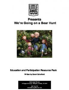 Presents We re Going on a Bear Hunt