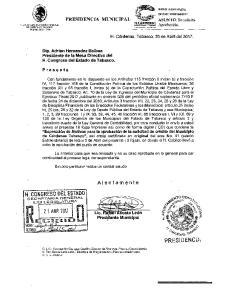 PRESIDENCIA MUNICIPAL H.CARDENA~i