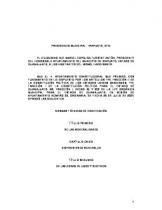 PRESIDENCIA MUNICIPAL - IRAPUATO, GTO