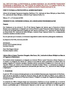 PRESIDENTE DEL CONGRESO GENERAL DE LOS ESTADOS UNIDOS MEXICANOS