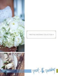 PRESTIGE WEDDING COLLECTION II