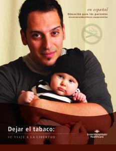 prevention Dejar el tabaco:
