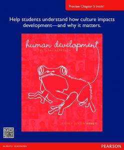 Preview Chapter 5 Inside! Help students understand how culture impacts development and why it matters
