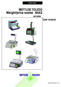 price scales 8442
