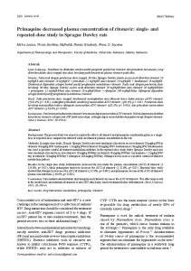 Primaquine decreased plasma concentration of ritonavir: single- and repeated-dose study in Sprague Dawley rats