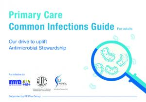 Primary Care Common Infections Guide For adults