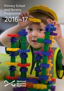 Primary School and Nursery Programme