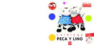 PRIMER CICLO EDUCACION INFANTIL. Incluye. CD demo! PECA Y LINO