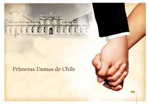 Primeras Damas de Chile