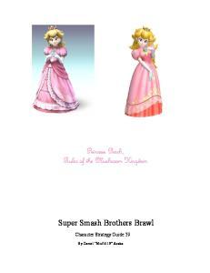 Princess Peach, Ruler of the Mushroom Kingdom