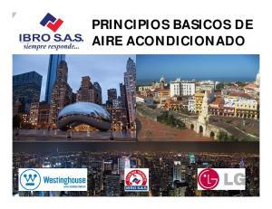 PRINCIPIOS BASICOS DE AIRE ACONDICIONADO