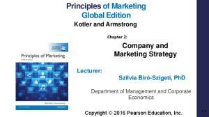 Principles of Marketing Global Edition