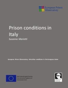 Prison conditions in