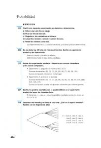Probabilidad EJERCICIOS. E = {cara 1, cara 2, cara 3, cara 4, cara 5, cara 6, cruz 1, cruz 2, cruz 3, cruz 4, cruz 5, cruz 6}