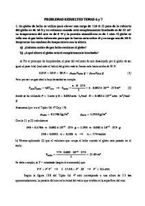 PROBLEMAS RESUELTOS TEMAS 6 y 7
