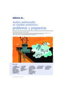 problemas y propuestas