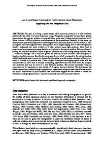Proceedings - AutoCarto Columbus, Ohio, USA - September 16-18, Hyeyoung Kim and Ningchuan Xiao