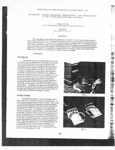 PROCEEDINGS of the HUMAN FACTORS SOCIETY 33rd ANNUAL MEETING 1989