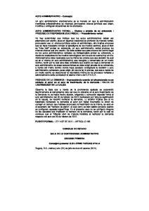 PROCESO DE RESPONSABILIDAD FISCAL Procedimiento verbal