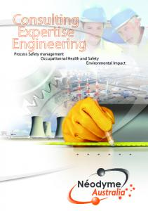 Process Safety management Occupationnal Health and Safety Environmental Impact