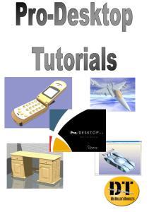 ProDESKTOP 1: Constructing 3D objects