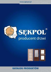 producent drzwi KATALOG PRODUKTÓW