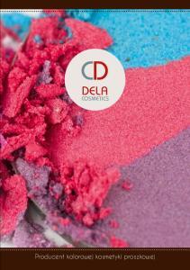 Producent kolorowej kosmetyki proszkowej