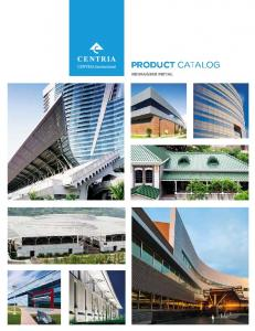 PRODUCT CATALOG REIMAGINE METAL