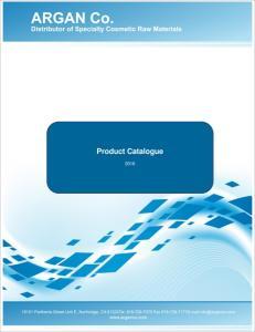 Product Catalogue 2016