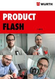 PRODUCT FLASH