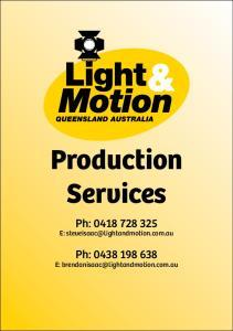 Production Services. Ph: Ph: E: E: