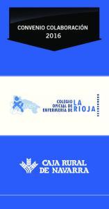 PRODUCTOS Y SERVICIOS ESPECIALES PARA EL COLEGIADO