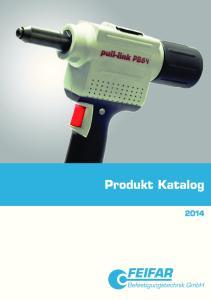 Produkt Katalog 2014