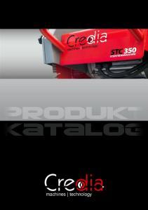 Produkt. katalog. machines technology