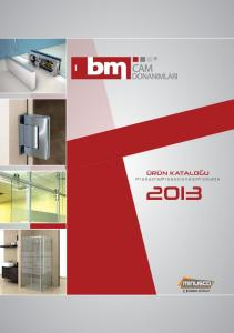 Produkte 2013 MADE IN ITALY