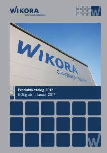 Produktneuheiten 2017