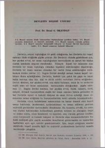 Prof. Dr. Recai G. OKANDAN