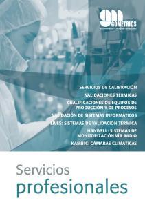 profesionales Servicios