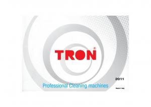 Professional Cleaning machines. Made in Italy