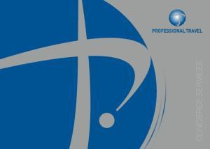 Professional Travel Executive Concierge Service