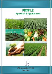 PROFILE Agriculture & Agri-Business