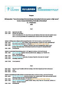 Program. Day 1. Day 2