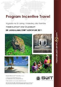 Program Incentive Travel