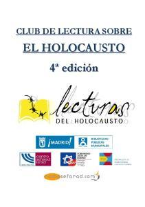 PROGRAMA CLUB DE LECTURA HOLOCAUSTO EL CLUB DE LECTURA SOBRE EL HOLOCAUSTO
