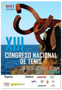 PROGRAMA CONGRESO NACIONAL DE TENIS