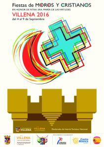PROGRAMA DE ACTOS FIESTAS 2016