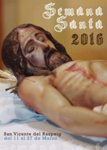 Programa de Actos Semana Santa 2016
