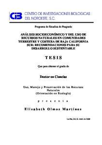 Programa de Estudios de Posgrado